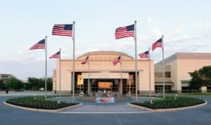The George Bush Presidential Library and Museum