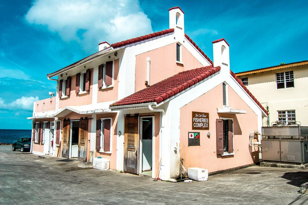 The Old Road Fisheries, Old Road, St. Kitts