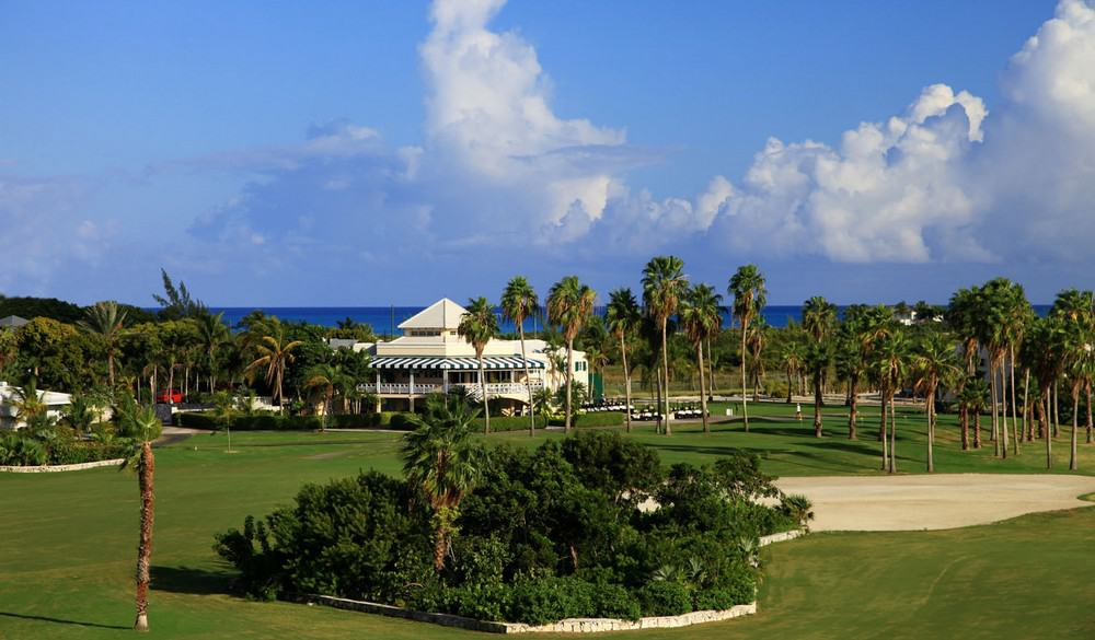 Turks and Caicos Provo Golf Club