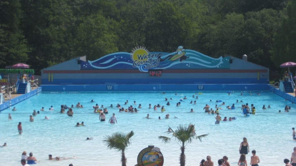 Water Country Usa In Williamsburg Va 92