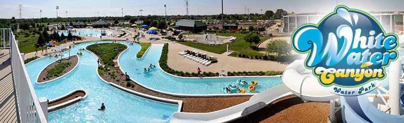 White Water Canyon Water Park, Tinley Park