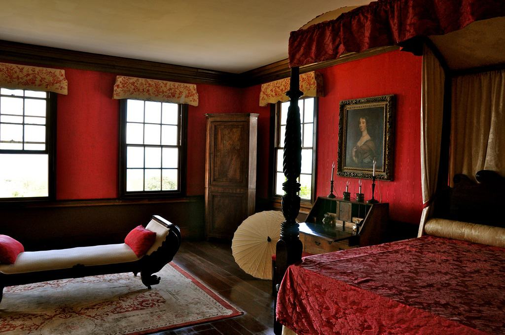 White Witch of Rose Hall - Annie Palmers Bedroom
