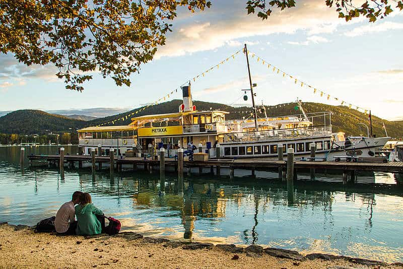 Worthersee Boat Cruise