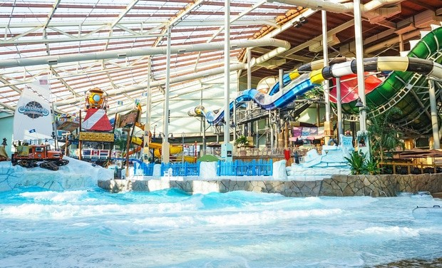 Aquatopia Indoor Waterpark, Tannersville