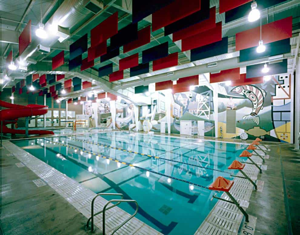 Astoria Aquatic Center, Astoria