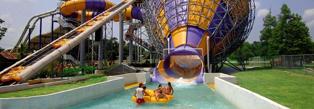 Blue Bayou Water Park, Rouge