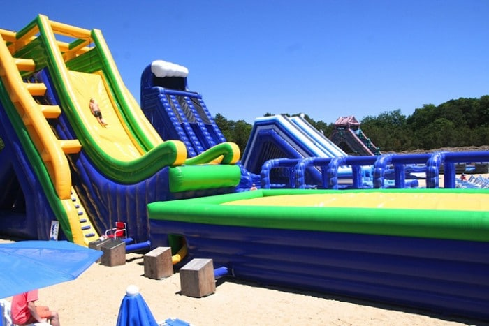 Cape Cod Inflatable Park, West Yarmouth
