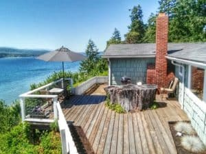 Chevy Chase Beach Cabins