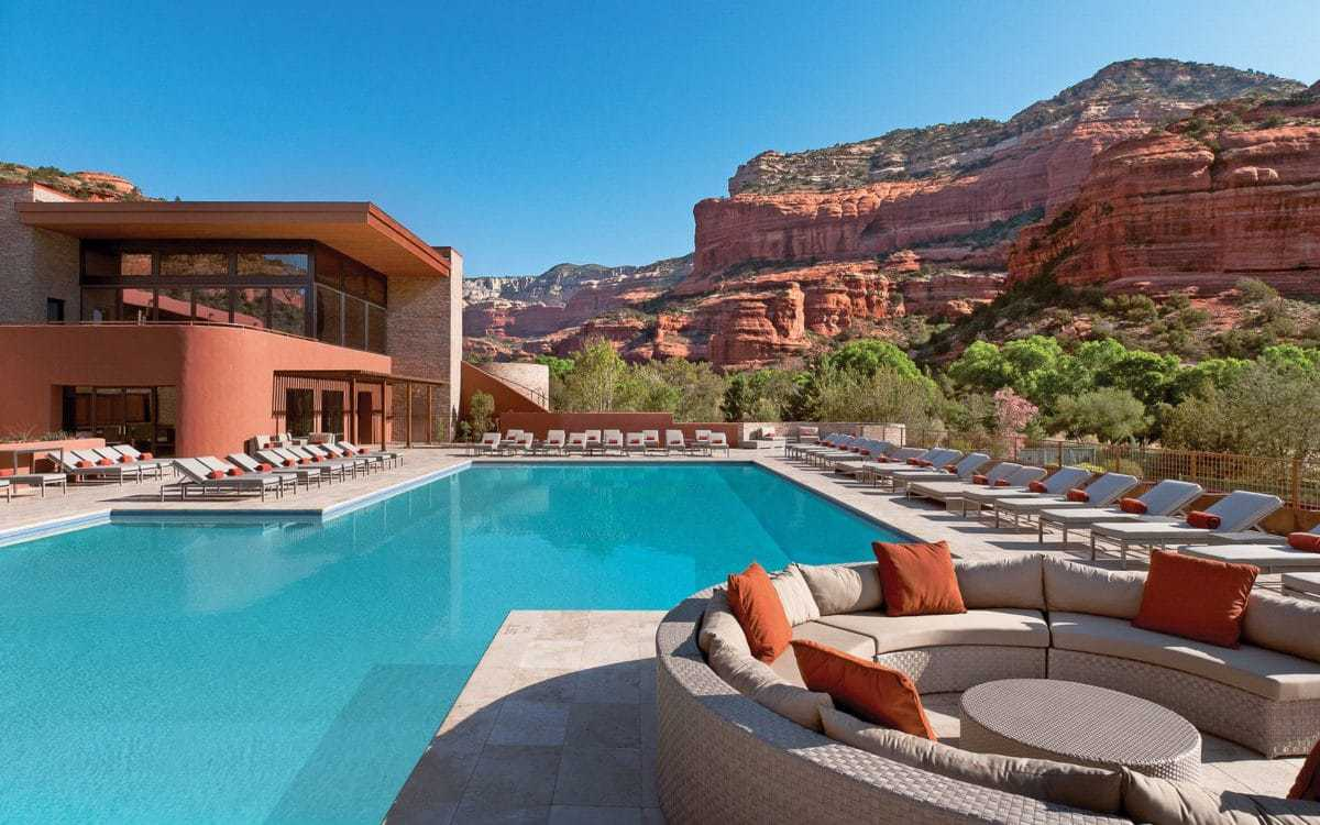 15 best romantic weekend getaways in arizona the crazy for Spa weekend getaways for couples