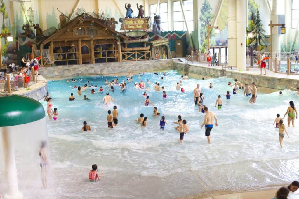 Great Wolf Lodge New England, Fitchburg