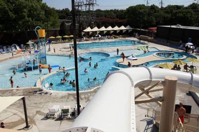 Heights Family Aquatic Center