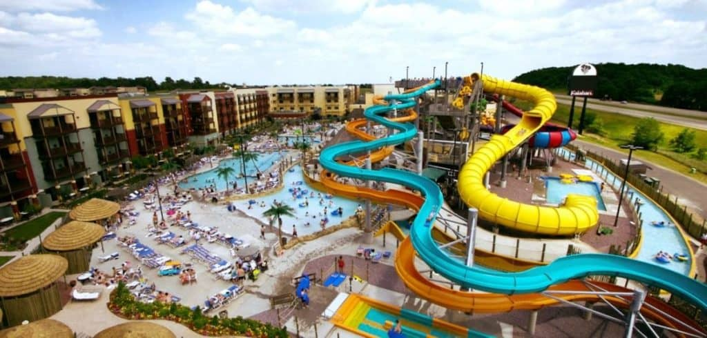 Kalahari Resort, Wisconsin Dells