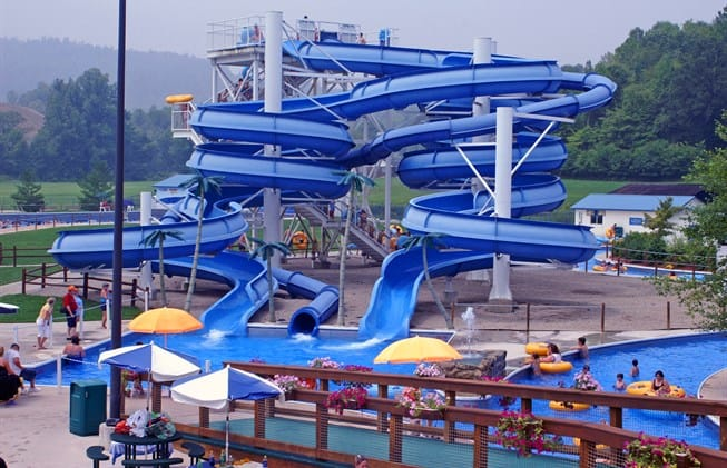 Kentucky Splash Waterpark, Williamsburg