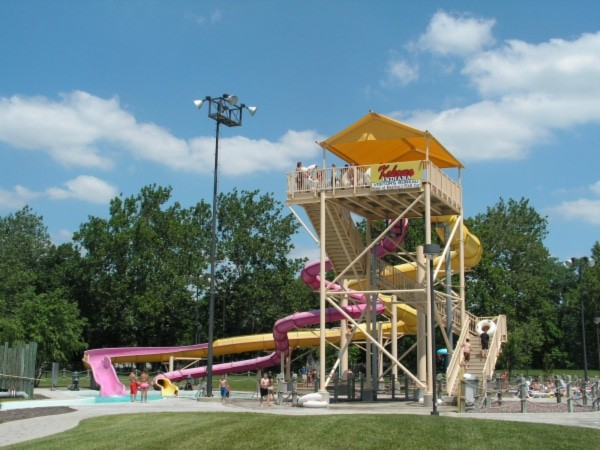 12 best water parks in indiana page 3 of 11 the crazy - North bend swimming pool schedule ...