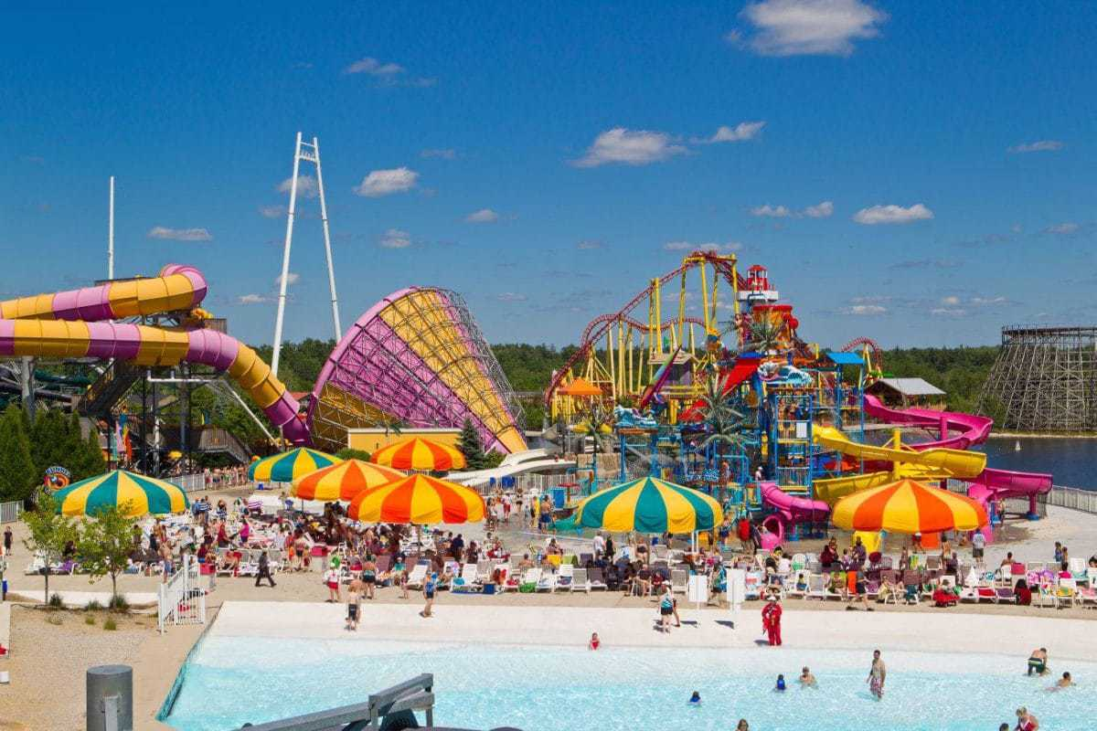 14 Best Water Parks In Michigan The Crazy Tourist