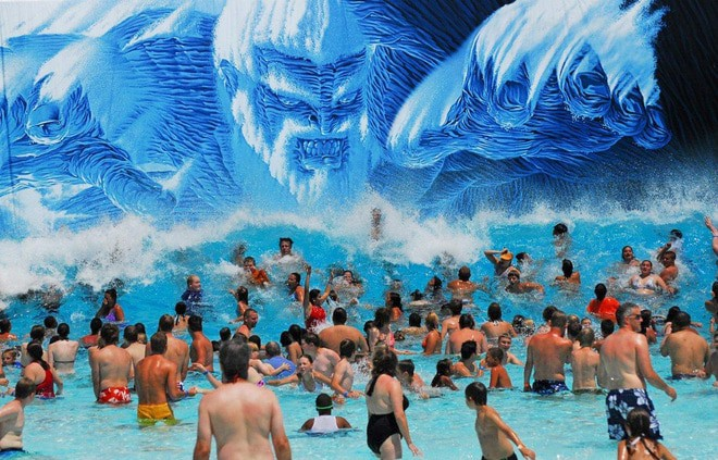 Mt. Olympus Village, Wisconsin Dells