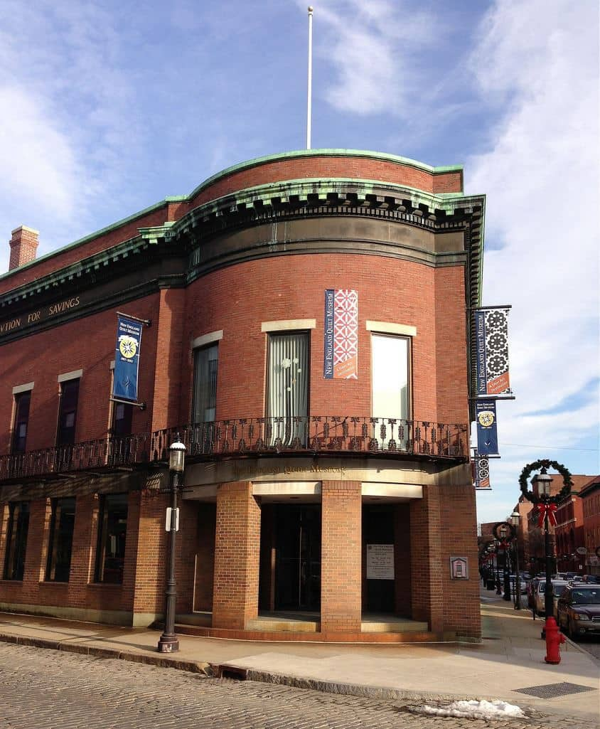 New England Quilt Museum