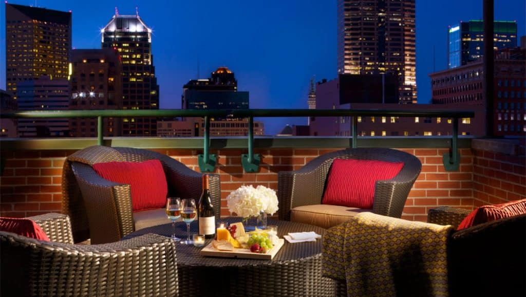 Top  Romantic Restaurants In Indianapolis