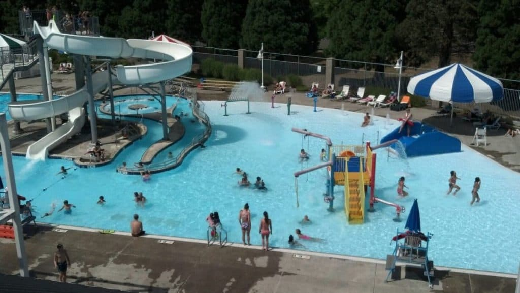 Osborn Aquatic Center, Corvallis