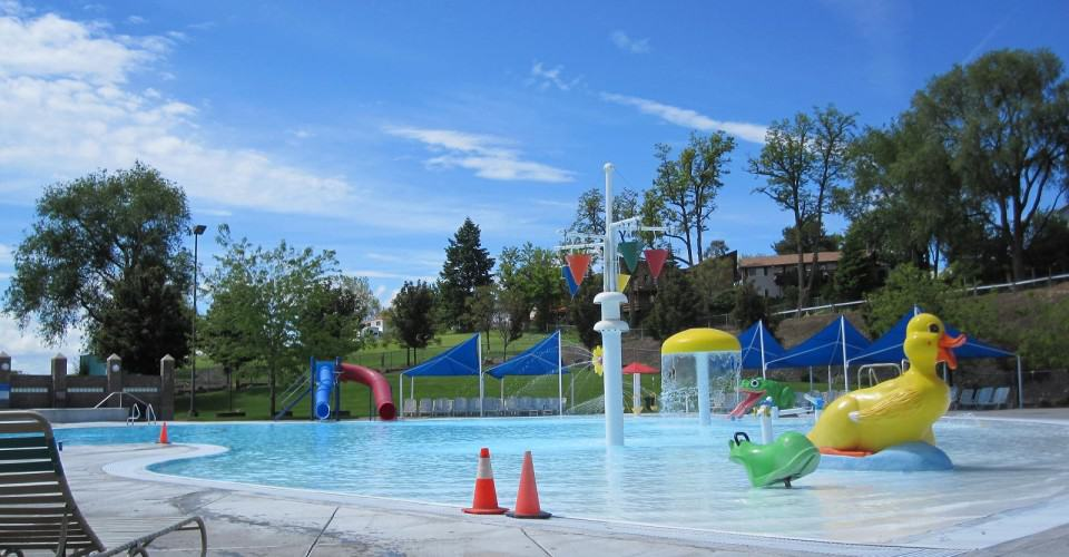Pendleton Family Aquatic Center, Pendleton