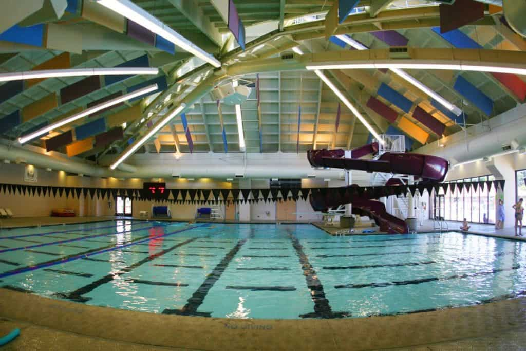 Shute Park Aquatic & Recreation Center, Hillsboro