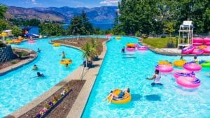 Slidewaters, Chelan