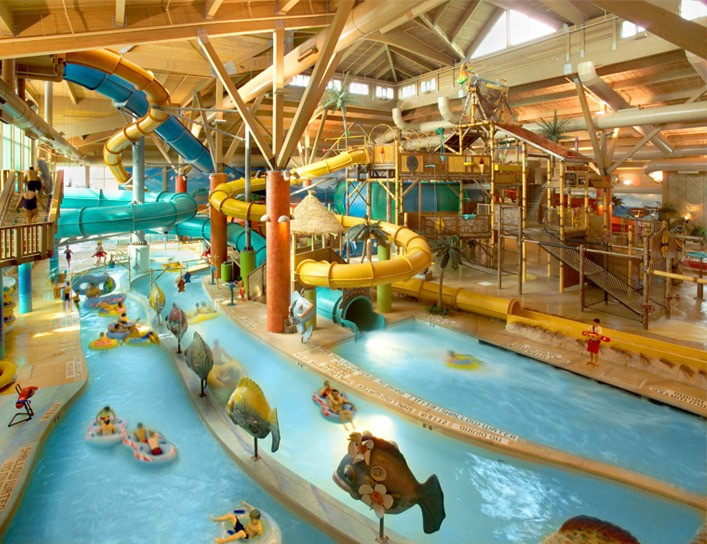 Splash Lagoon, Erie