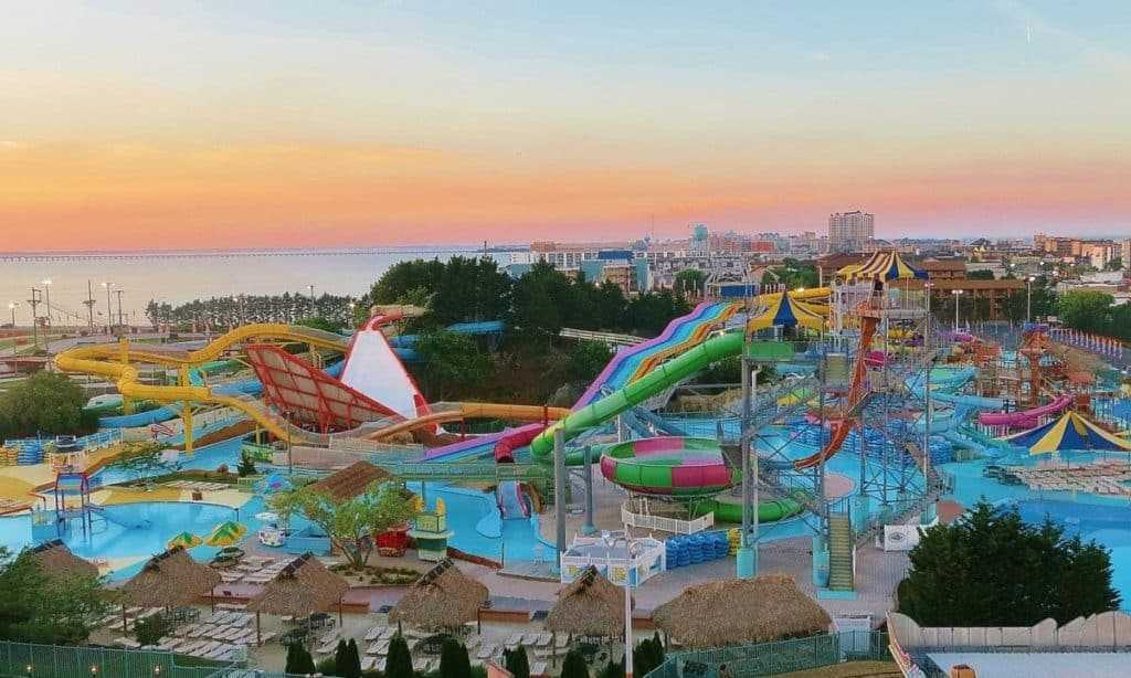 Splash Mountain Water Park, Ocean City