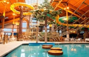 Timber Ride Lodge & Water Park, Lake Geneva