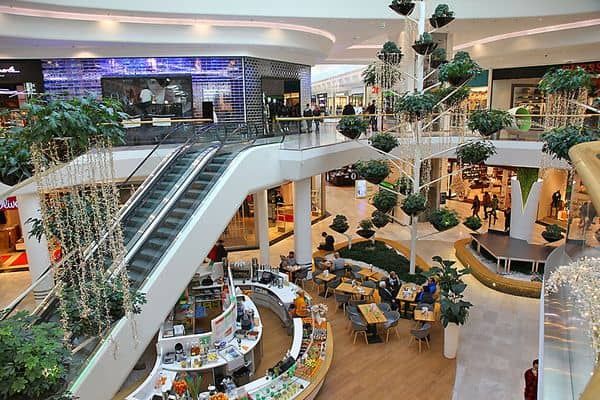 Einkaufszentrum Shopping Center