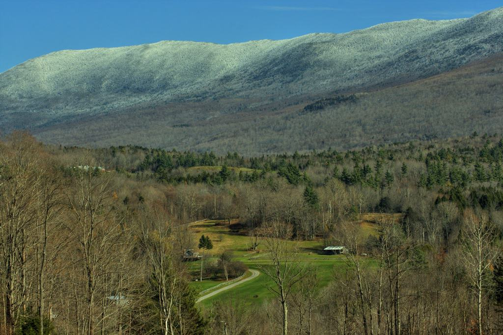 Mount Abe from Brown Hill in Lincoln, VT