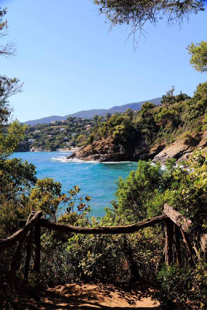Plages du Rayol-Canadel