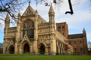 Cathedral, St Albans