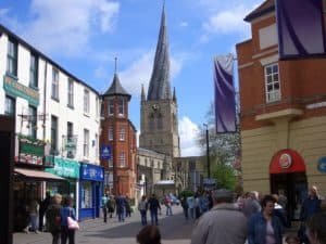 Chesterfield, England