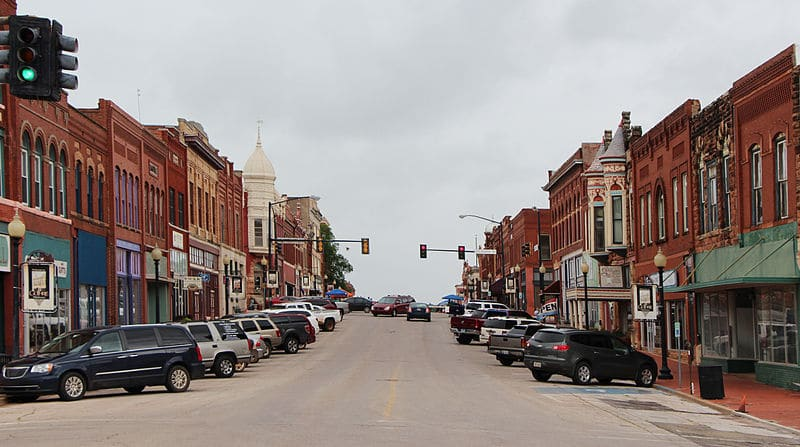 15 Best Small Towns To Visit In Oklahoma Page 2 Of 15 The Crazy