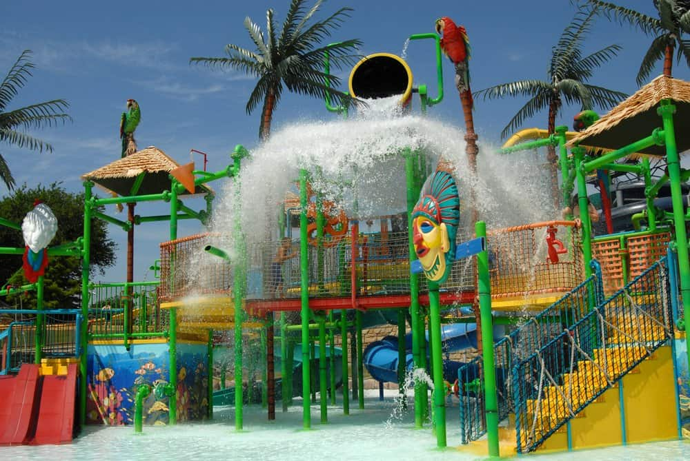 Hawaiian Falls Waterpark