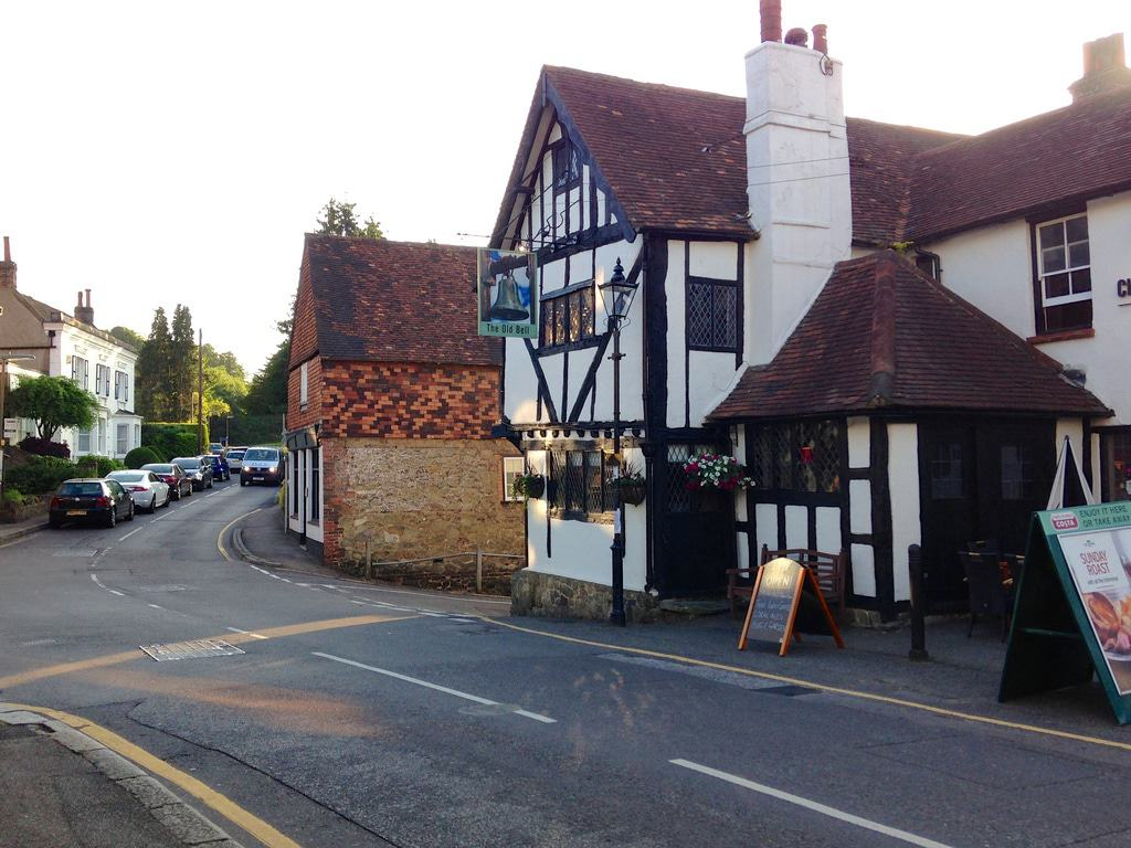 Oxted
