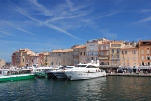 Saint-Tropez Harbour