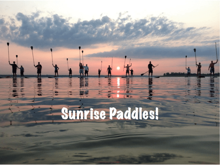 Stand Up Paddle boarding North Texas