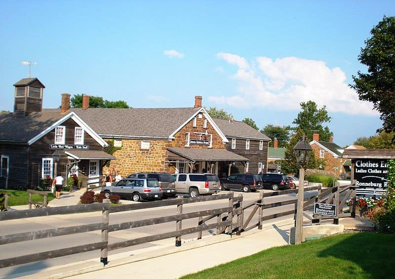 The Amana Colonies