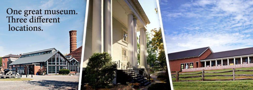 American Civil War Museum, White House & Museum of the Confederacy