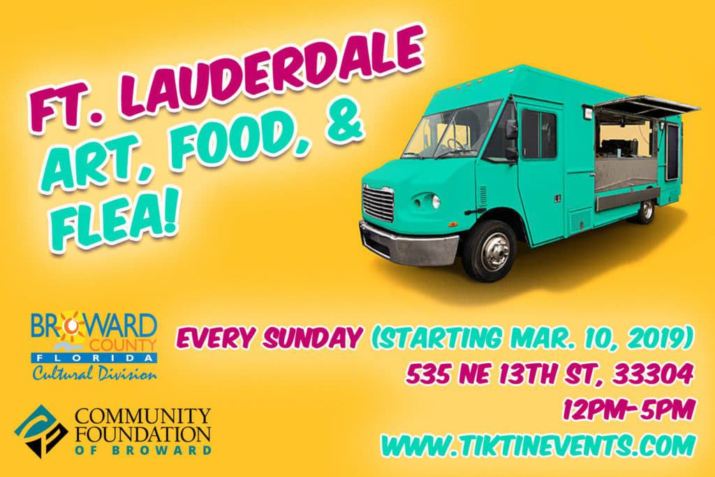 Art Food Flea - Ft Lauderdale