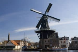 Landmark Windmill