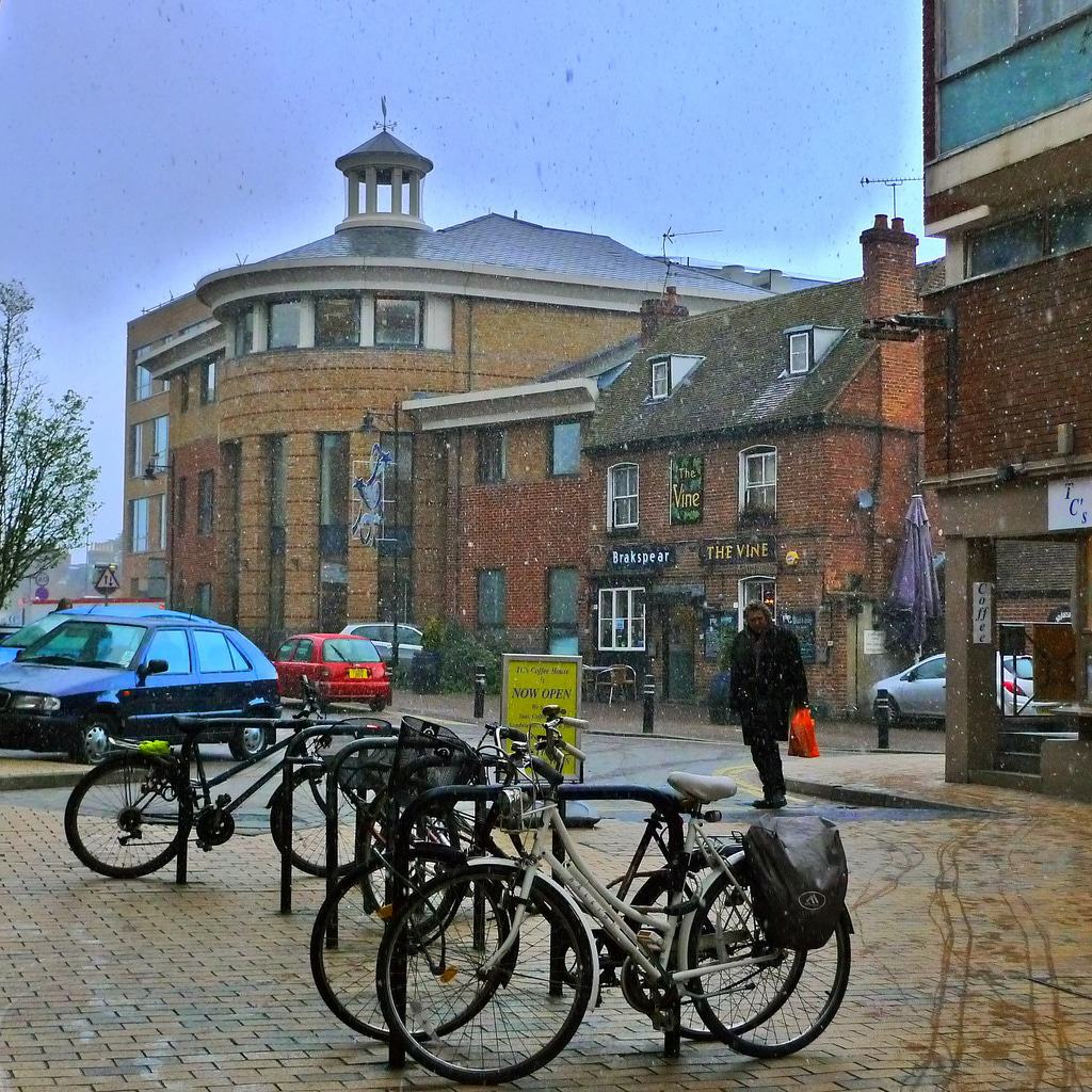 Hotels In Maidenhead Town Centre