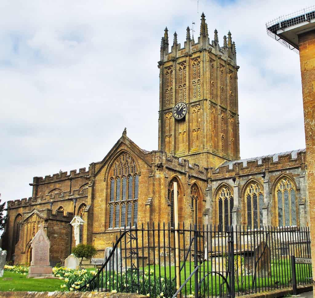 St. Mary's, Ilminster