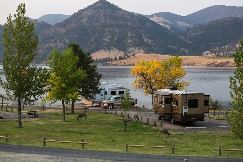 The Lewis and Clark National Historic Trail