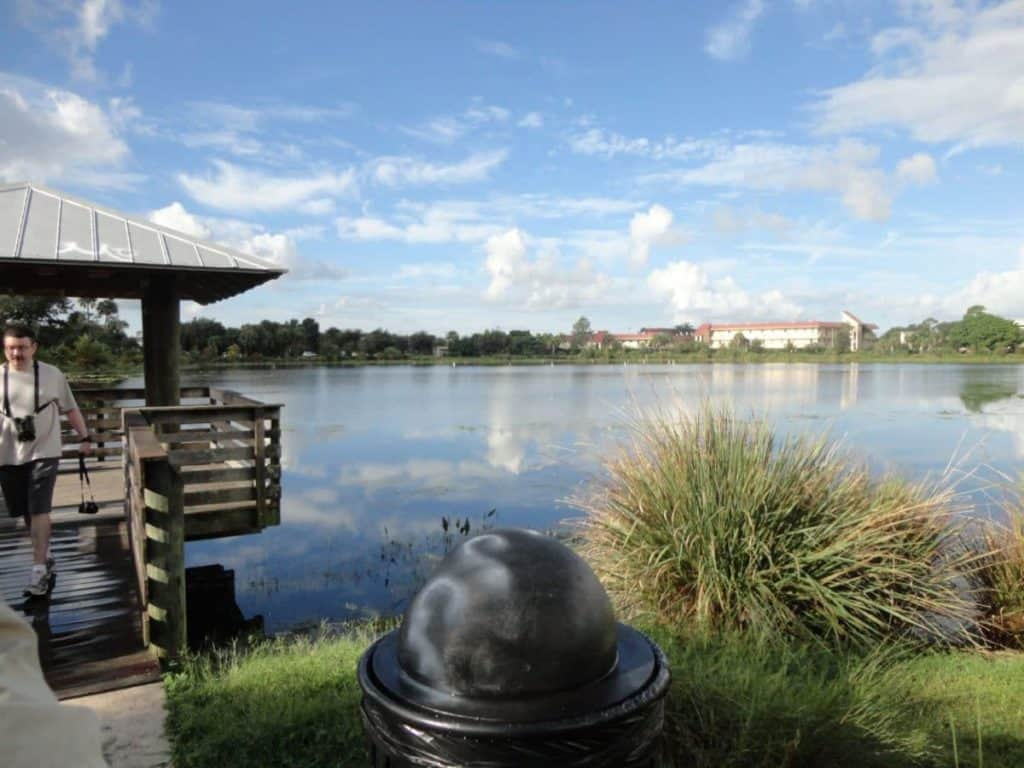 Woodstork Trail in Hillmoor Lakes Park, Port St. Lucie