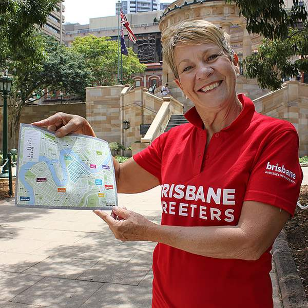 Brisbane Greeter tour
