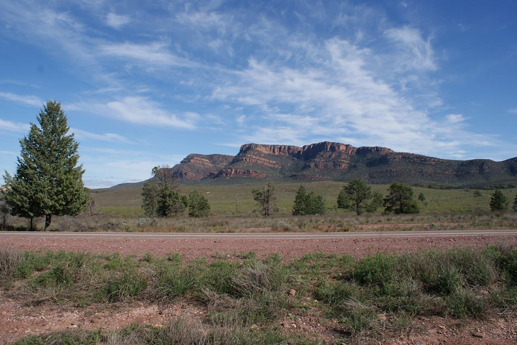 Flinders Ranges and the Outback