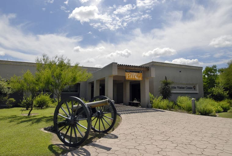 Palo Alto Battlefield National Historic Site